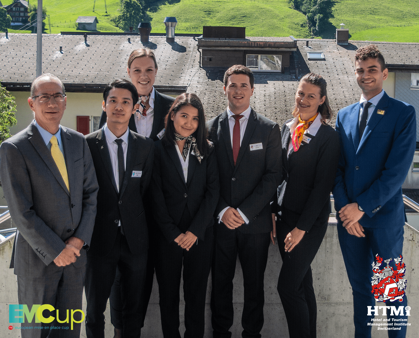 HTMi Switzerland Announces EMCup 2020 Team