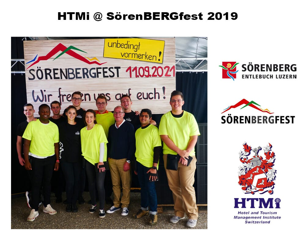 HTMi Serves the Community @ Soerenberg Festival 2019 @ UNESCO Biosphere