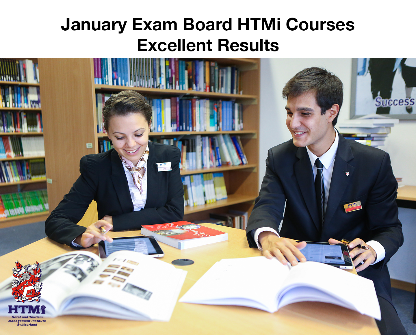 January Exam Board HTMi Courses – Excellent Results