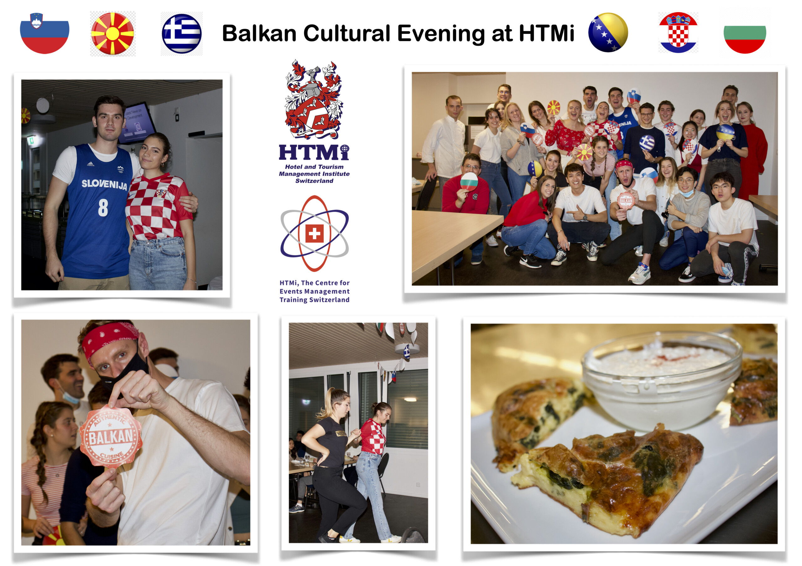 Balkan Cultural Evening – Fall 2020