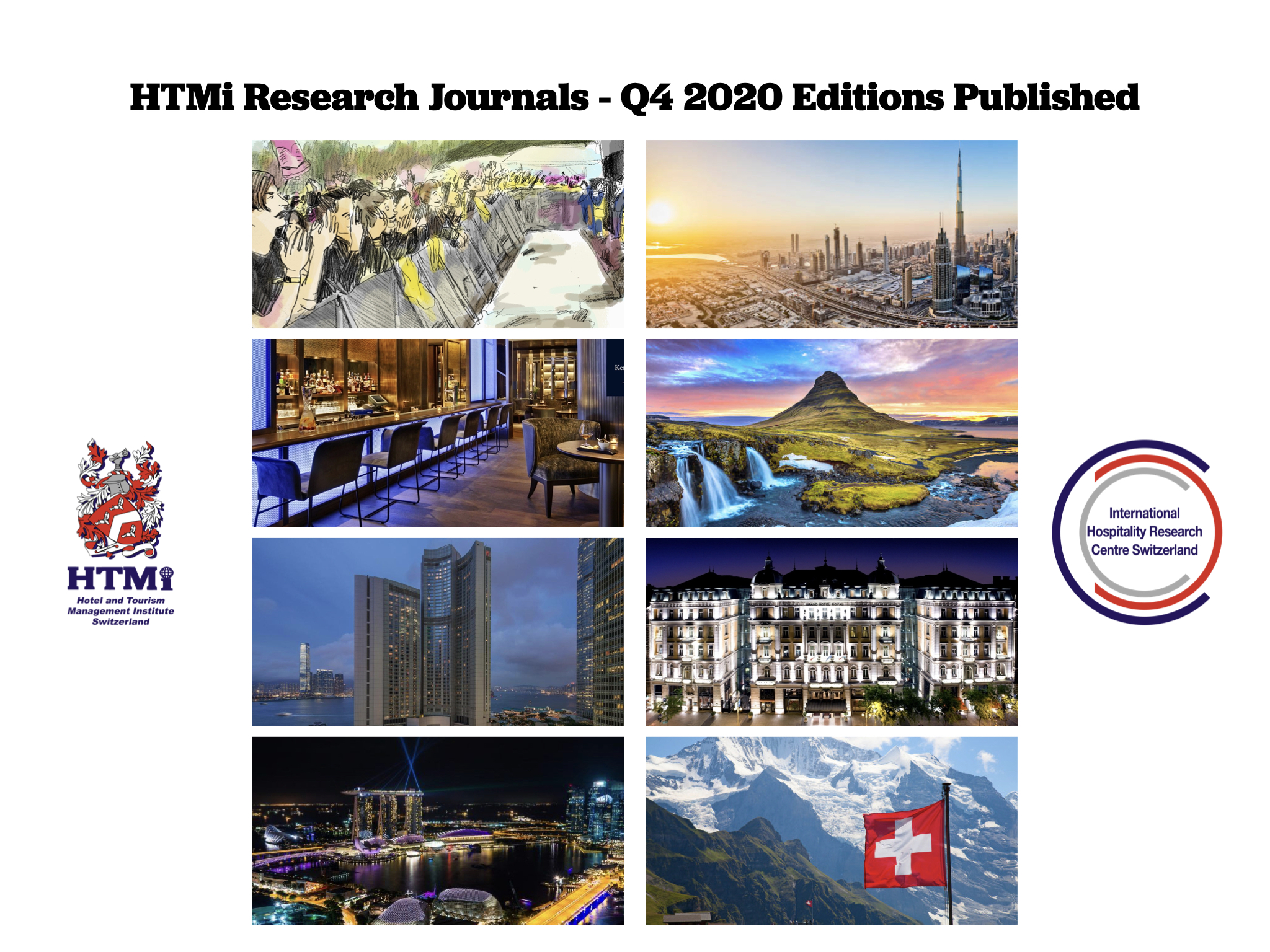 HTMi Research Journals – Q4 2020 Editions Published